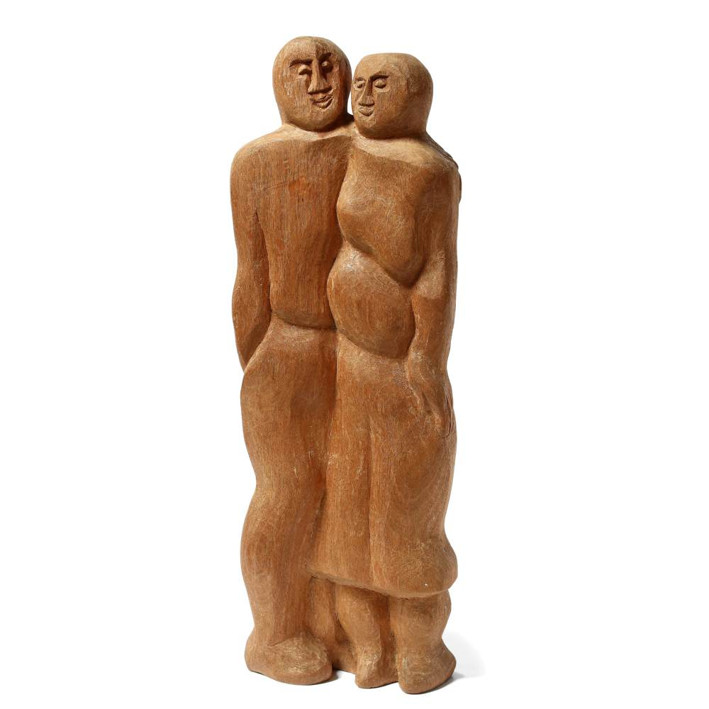 Standing Couple